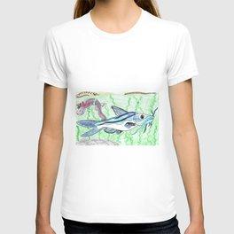 Mexican Blue Catfish T-shirt