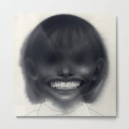 HOLLOW CHILD #19 Metal Print