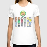 daria T-shirts featuring Daria and Friends by Monique Cutajar