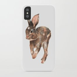 Bunny Hop iPhone Case