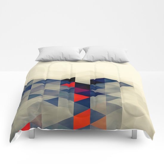 Geometric XQ Comforters