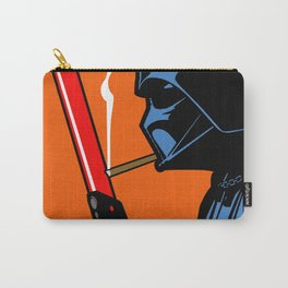 Vader Chillin (orange) Carry-All Pouch