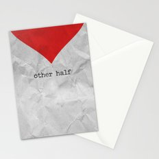 find you half (part 2 of 2) Stationery Cards