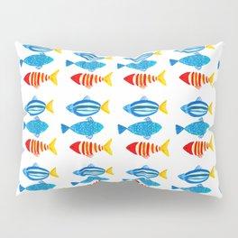 Fish Pattern Pillow Sham
