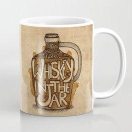 Whiskey in the Jar Coffee Mug