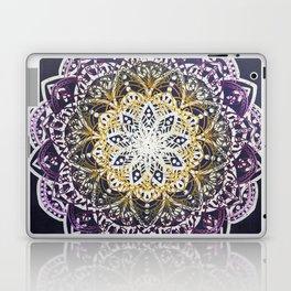 Glowing Mandala Laptop & iPad Skin