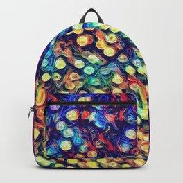 Philosopher & Fool - Fireworks Backpack
