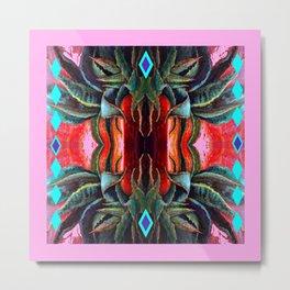 Southwest Metamorphosis abstract Metal Print