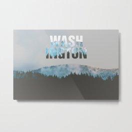 Washington Metal Print