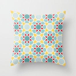 Arabesque IV Throw Pillow
