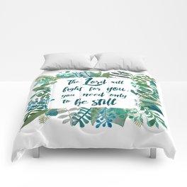Exodus 14:14 Comforters