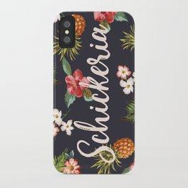 Schickeria iPhone Case