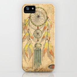 Darrell Merrill Nerd Artist: Dream Catcher iPhone Case