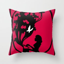 Pandora's Box Throw Pillow