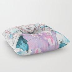 Cat's Cradle Floor Pillow