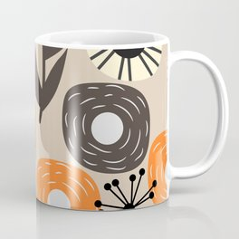 Some happy flowers Coffee Mug