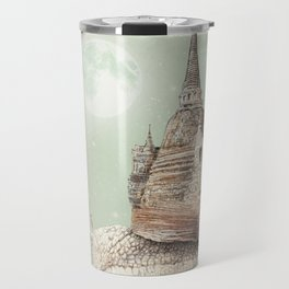 The Snail's Dream Travel Mug