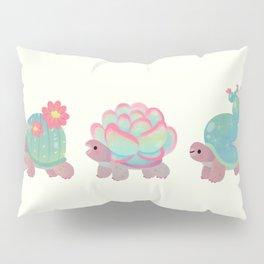 Cactus tortoise Pillow Sham