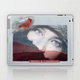 Retour à l'essentiel Laptop & iPad Skin
