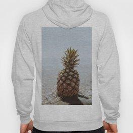pineapple at the beach ii Hoody