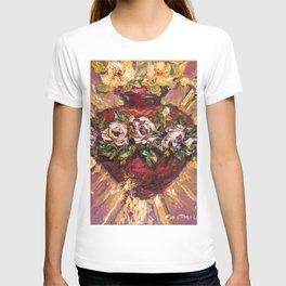 NEW EDITION: SACRATÍSIMO AMOR II  T-shirt