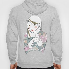 Lovely Girl Hoody