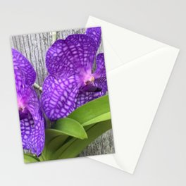 Tree Orchid Stationery Cards