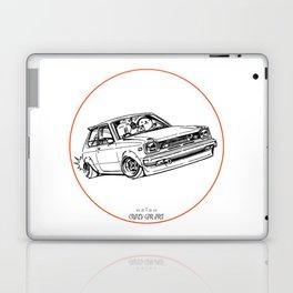 Crazy Car Art 0194 Laptop & iPad Skin