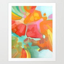 Tropicali Art Print