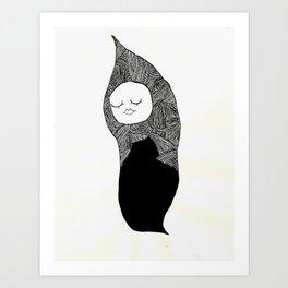 Sleeper Art Print