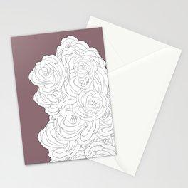 La Vie en Rose (pink) Stationery Cards