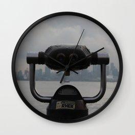 Londsdale Lookout Wall Clock