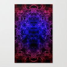 Cozmic art. Canvas Print