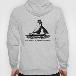 Divine Comedy - Dante Alighieri - Uncharted Sea Hoody
