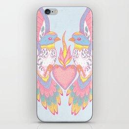 Lovebirds iPhone Skin