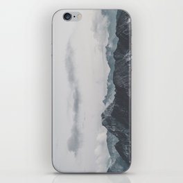 Calm - landscape photography iPhone Skin