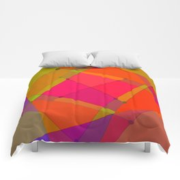 0207 Construction by colors ... Comforters