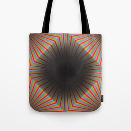 Warphole to Candyland Tote Bag