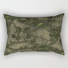RANKE oliv Rectangular Pillow