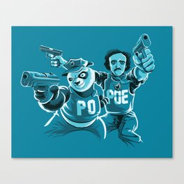 Beware the PoPoe Canvas Print