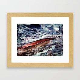 Landscape Luna Framed Art Print