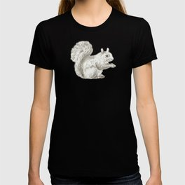Squirrel at Rest T-shirt