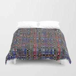 Multicolored pattern Duvet Cover