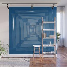 Something Blue - 3 Wall Mural