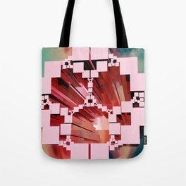 variation on Apollonian Gasket -1- Tote Bag