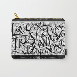 Love All Carry-All Pouch