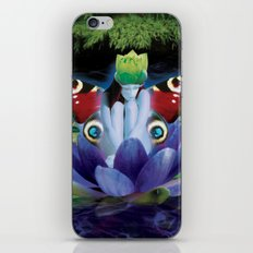 Serenity Lily iPhone & iPod Skin
