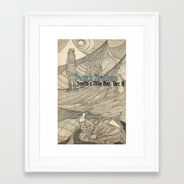 Punch Brothers Framed Art Print