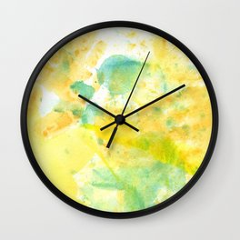 Color of the Kid Wall Clock