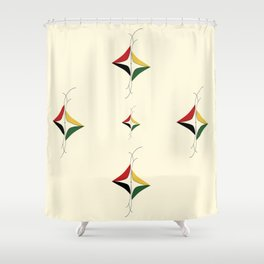 Casual G4 Shower Curtain